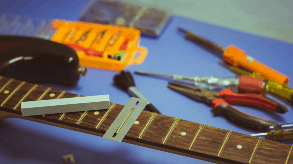 Best Guitar Repair Kits