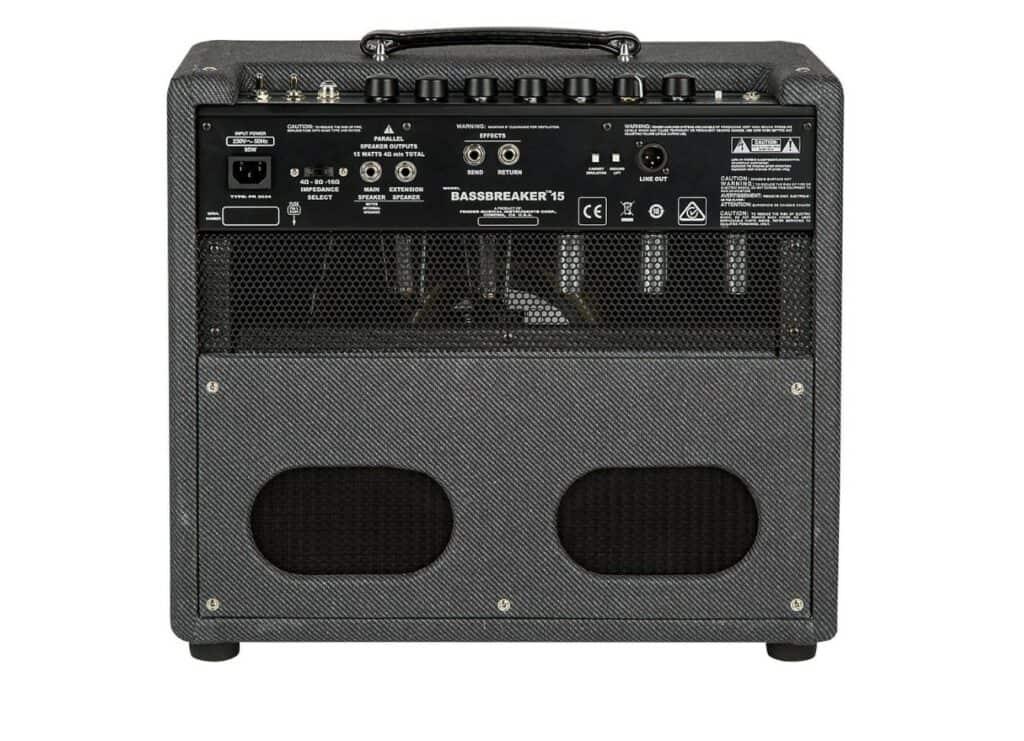 Fender Bassbreaker 15W 1x12
