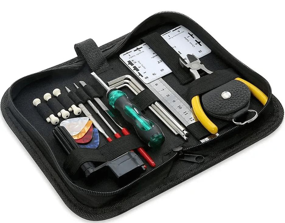 Guitar Repairing Tool Kit