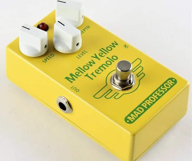 Mad Yellow Tremolo