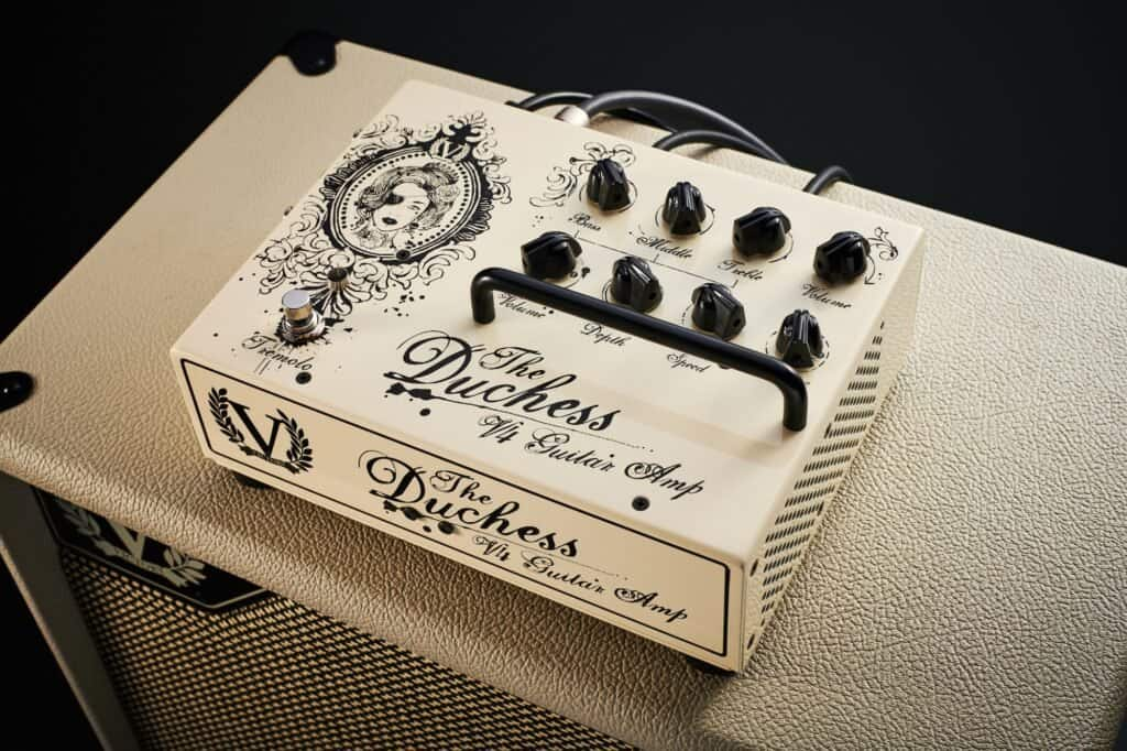 Victory Duchess Guitar Amps