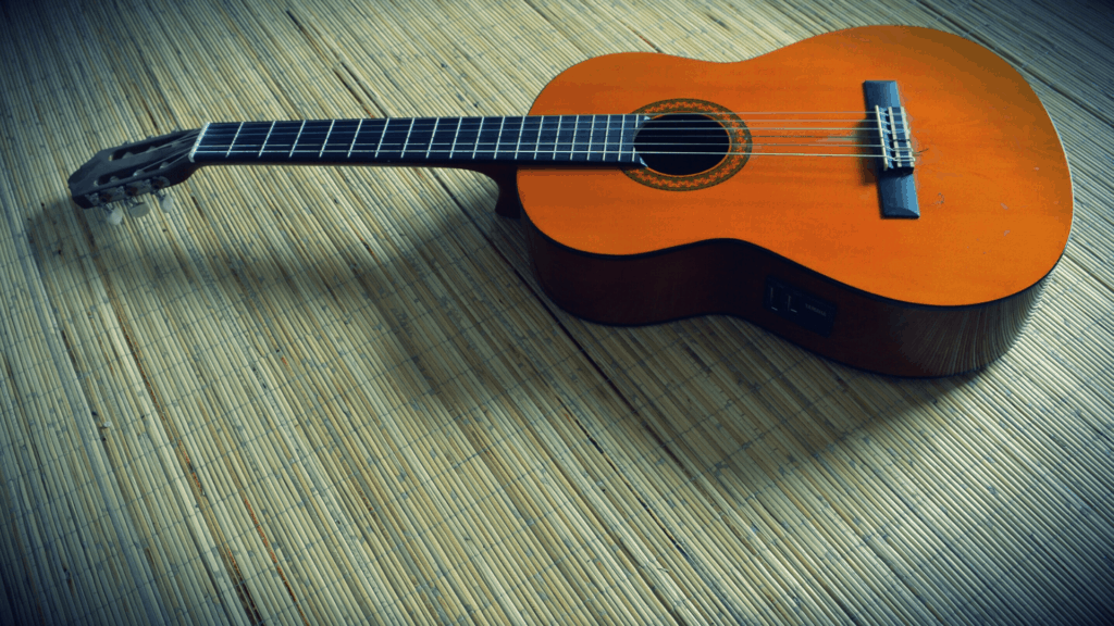 work mat guitar