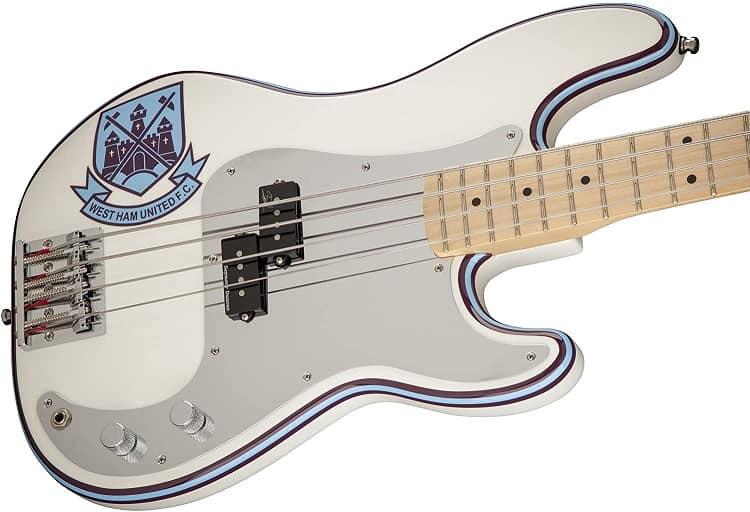 Fender Steve Harris Signature Precision Bass