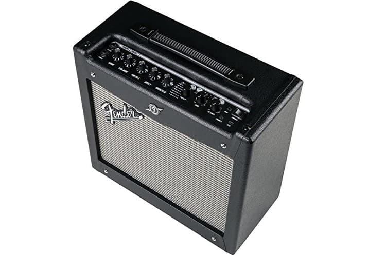 The Fender Mustang I