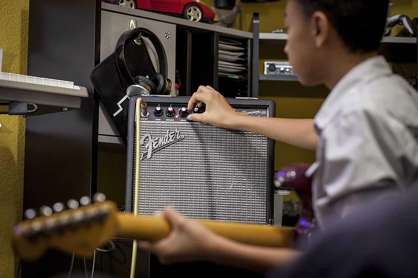 fender champion amplifier