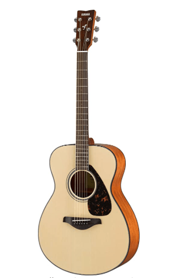 Yamaha FS800 Small Body Solid Top Acoustic Guitar | Amazon