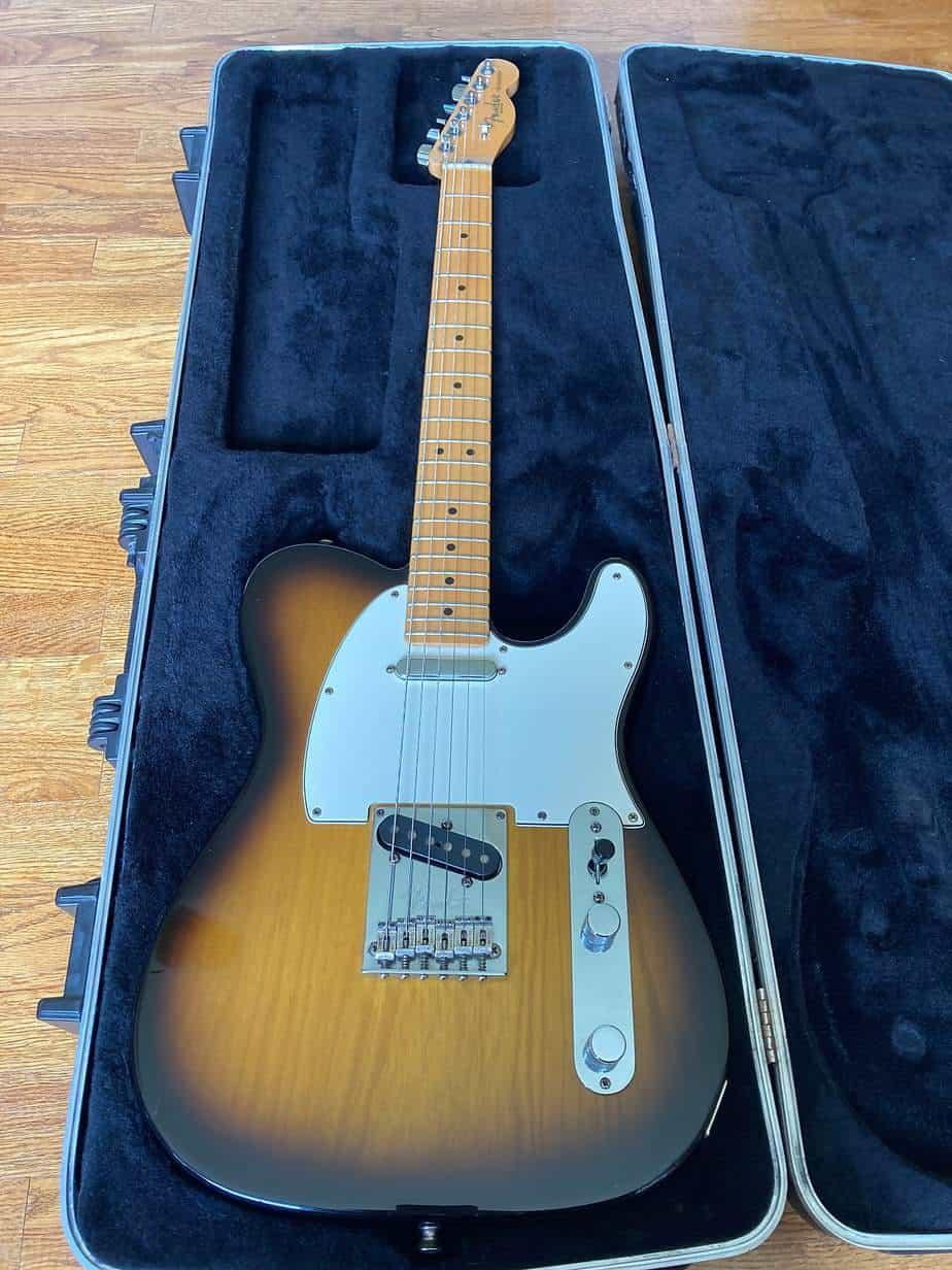Fender American Standard Telecaster   Reverb