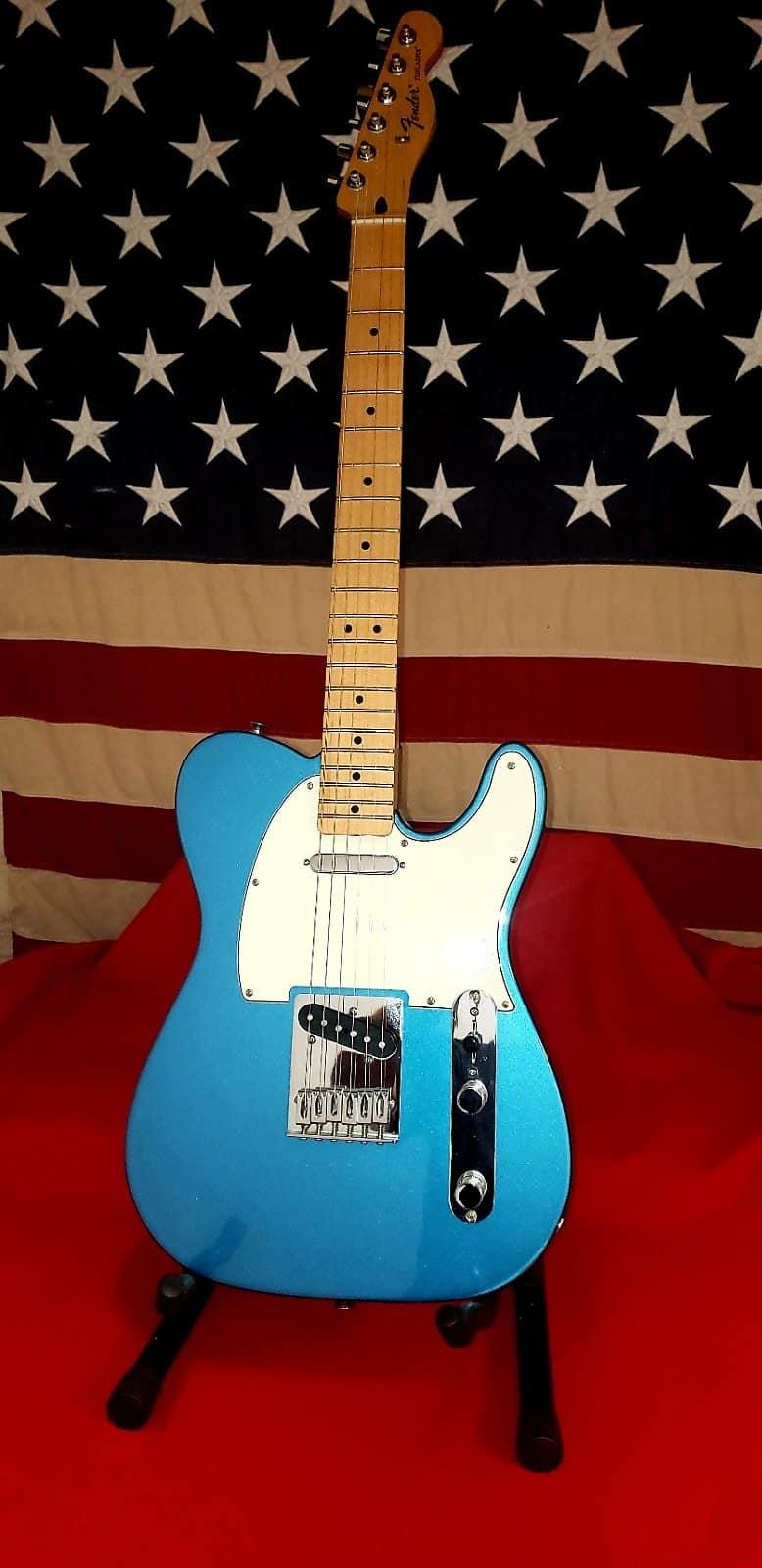 Fender Standard Telecaster   Reverb