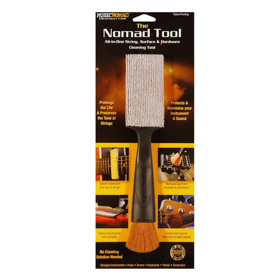 All in 1 String, Surface and Hardware Cleaning Tool | Guitar Center
