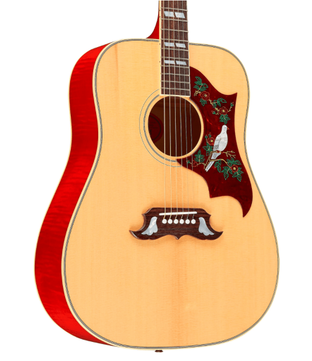 Gibson Dove Original Acoustic-Electric Guitar   Guitar Center
