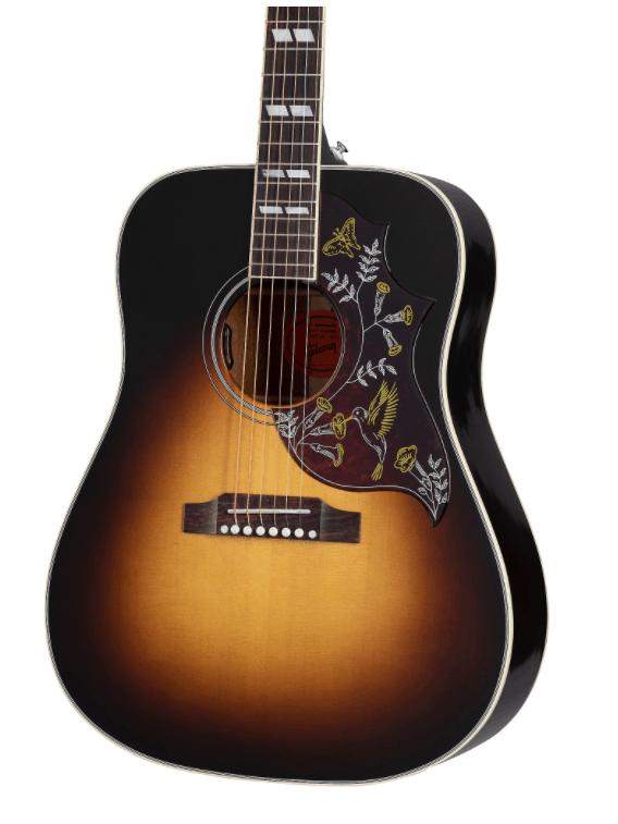 Gibson Hummingbird Standard Acoustic-Electric Guitar   Guitar Center