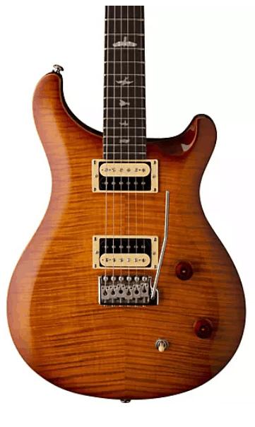 PRS SE Custom 22 Electric Guitar Vintage Sunburst | Guitar Center