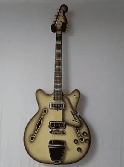 Vintage Fender 1967 Coronado II Hollow Body Electric | Guitar Center