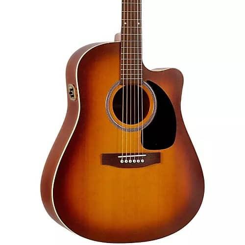 Seagull Entourage CW Q1 Acoustic Electric Guitar   Guitar Center